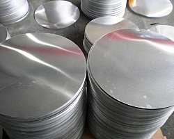 Disco de alumínio para afiação de lâminas
