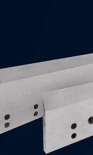 Afiação de facas para indústria