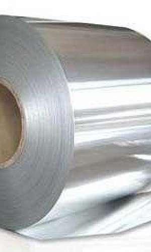 Alumínio liso preço