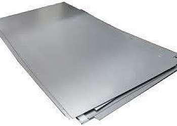 Chapa de alumínio galvanizado