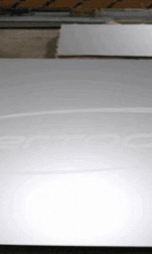corte a laser em chapa de aço