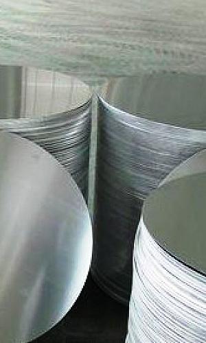 Disco de alumínio para estamapagem