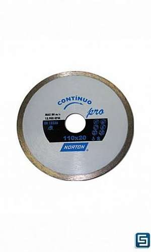 Disco de corte para alumínio