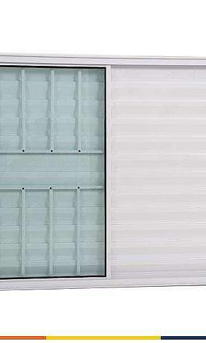 Empresa de janelas de alumínio