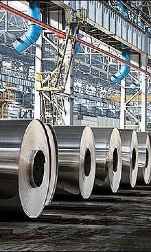 Fábrica de alumínio