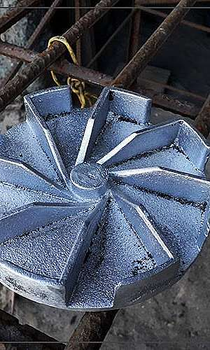 Fundição do alumínio