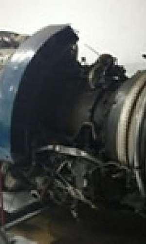 Manutenção de motores aeronáuticos