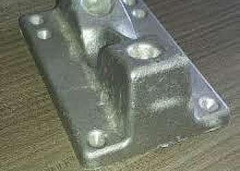 Placa de alumínio fundido