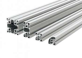 Perfil de alumínio em l